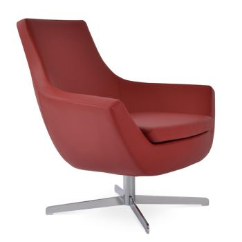 Rebecca 4 Star Swivel Armchair by sohoConcept