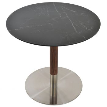 Tango Ceramic Top Dining Table by sohoConcept