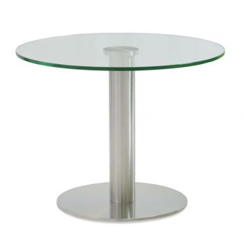 Tango Glass Top Lounge Table by sohoConcept