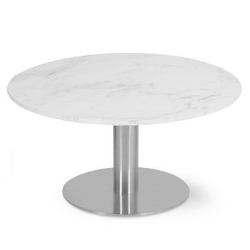 Tango Marble Top Coffee Table by sohoConcept