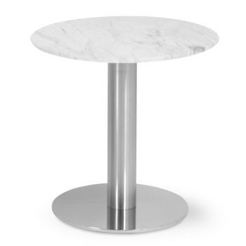 Tango Marble Top End Table by sohoConcept