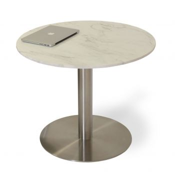 Tango Marble Top Lounge Table by sohoConcept