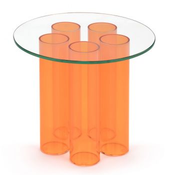 Tubular Occasional Table by M.A.D.