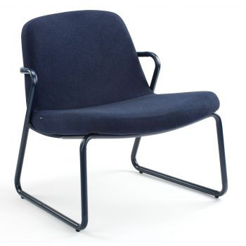 Zag Lounge Chair by M.A.D.