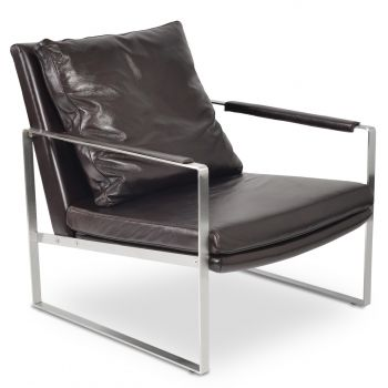 Zara Lounge Armchair by sohoConcept