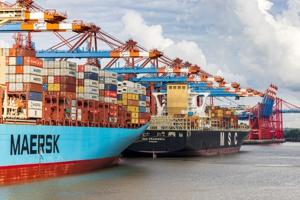 The global logistcis crisis 2021.